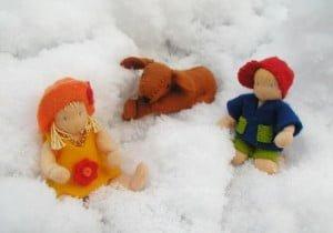 Avonturen in de sneeuw