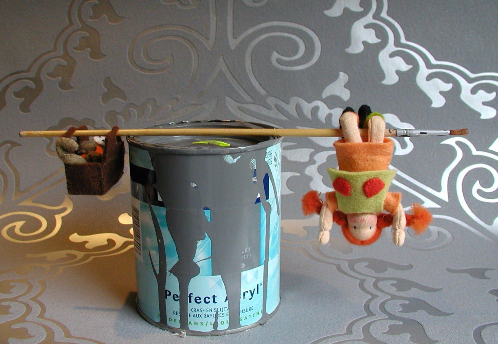 Atelier pippilotta 2011 september 12 - Volwassen kamer schilderij idee ...