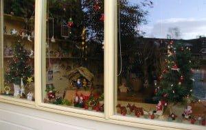 Kerst in het atelier