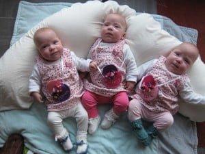 Drie Bloemenkinderen