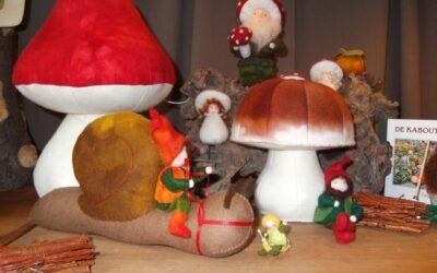 Herfst, kerst en gevulde dozen