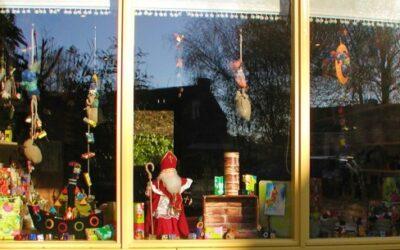 Sinterklaas en kralen