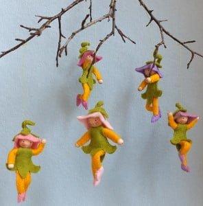 Vijf lenteklokjes