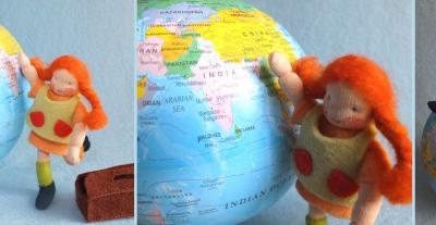 Pippi gaat naar Nepal