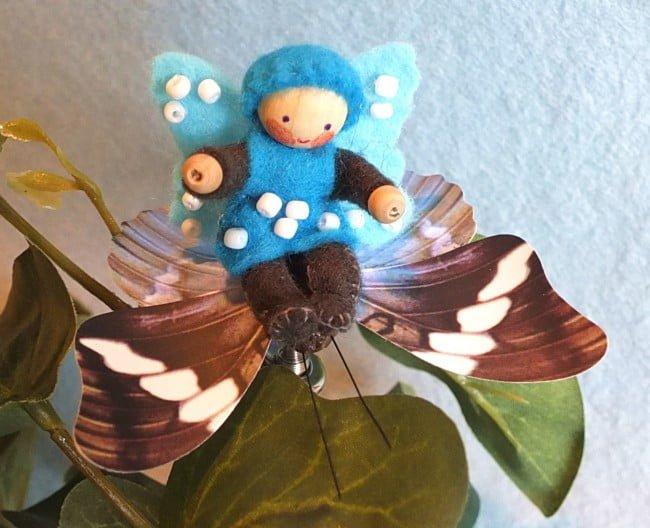 vlinderke