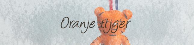Oranje tijger