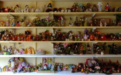 Heel veel poppen