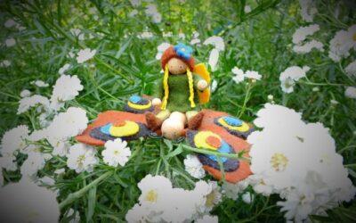 Vlinders en vakantie