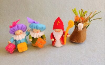 Sinterklaas kapoentje