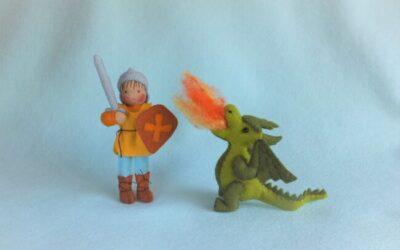 Joris en de draak