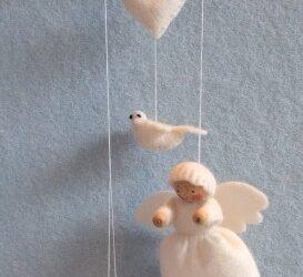 Dansende engeltjes