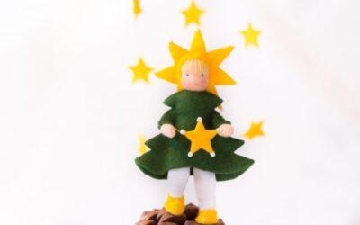 Kerstboomkind