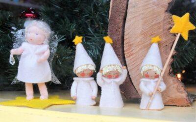 Kerst etalage