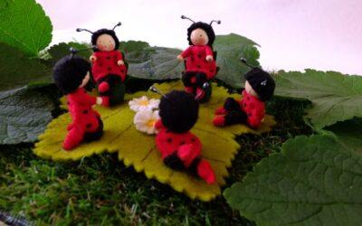 Lieveheersbeestjes feestje