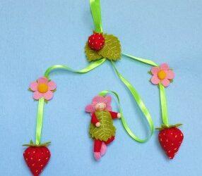 Erdbeerhänger