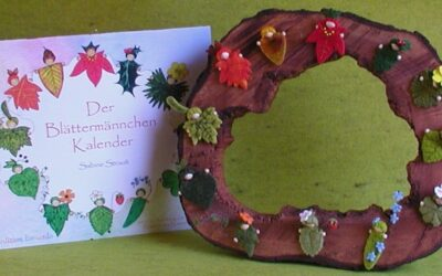 Der Blättermännchen Kalender