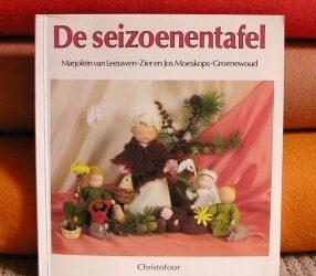 Give away: boek van de Seizoenentafel