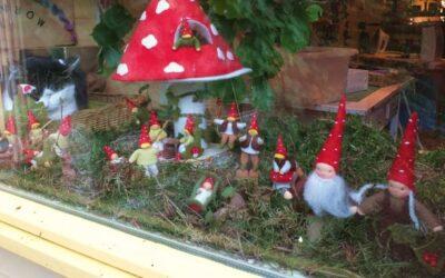 Kabouters en kerst
