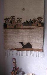 Souvenirs en zand uit Egypte